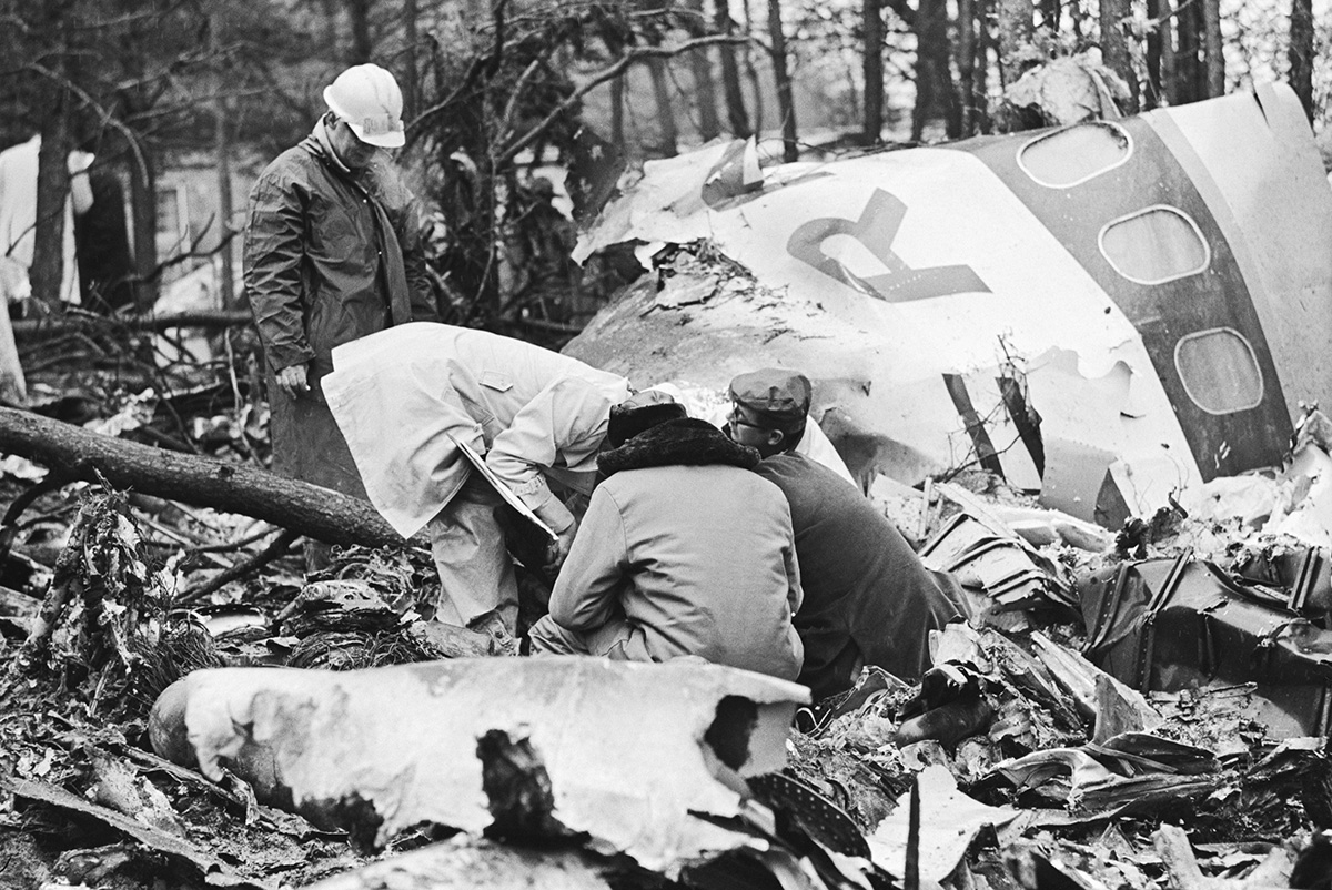 Worst Air Disasters in Sports History