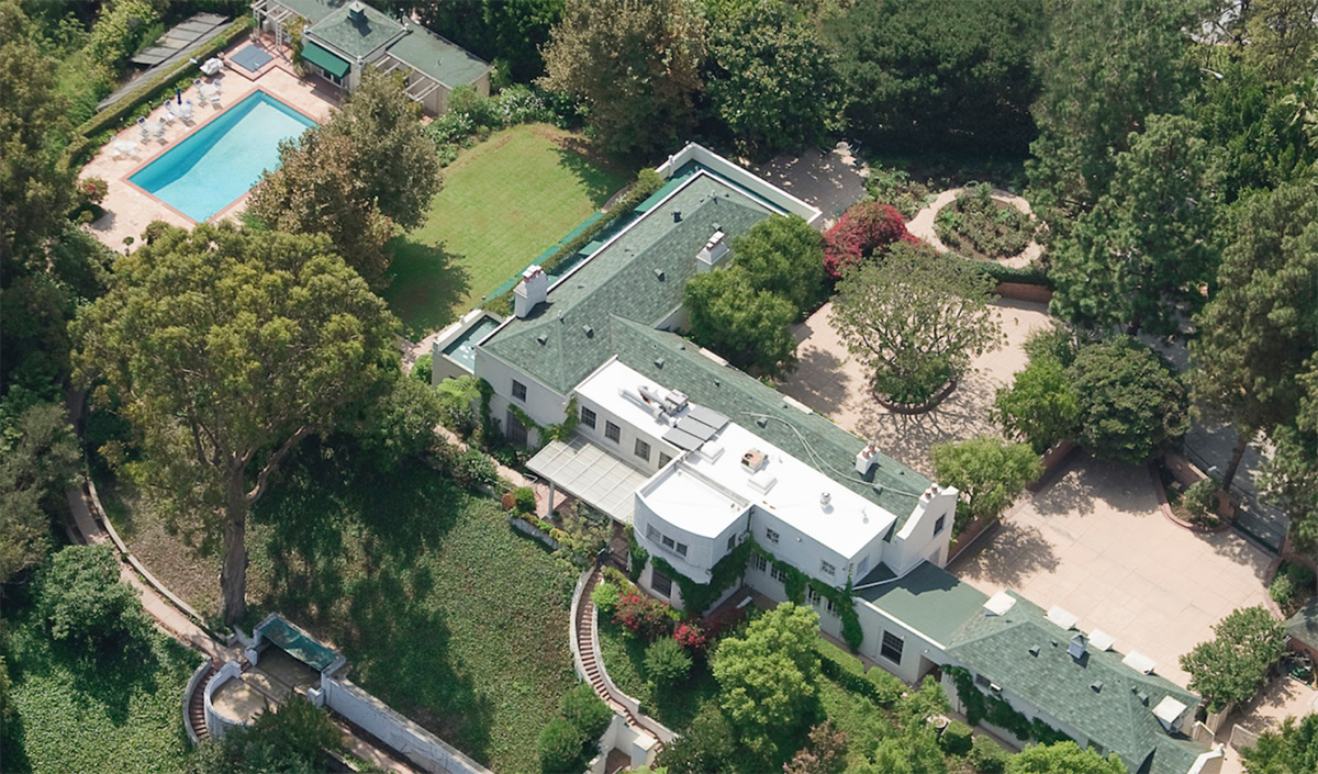 Taylor Swift's Latest Mansion