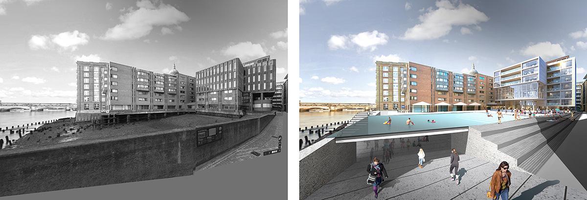 Design Concept for Thames River Museum