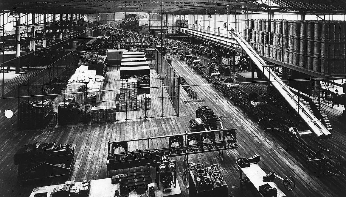 Henry Ford S Workers Actually Hated The Assembly Line