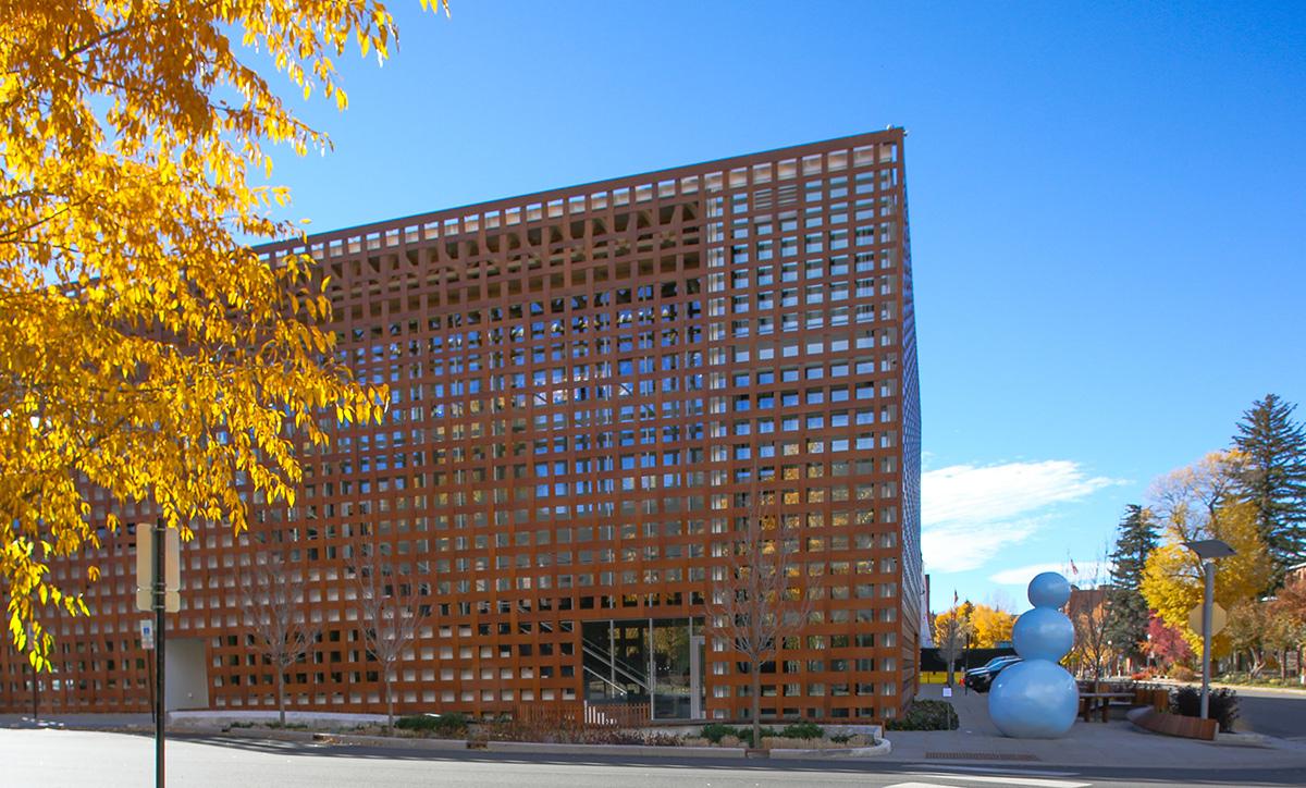Aspen Art Museum in Aspen, Colorado (FG/Bauer-Griffin/GC Images)