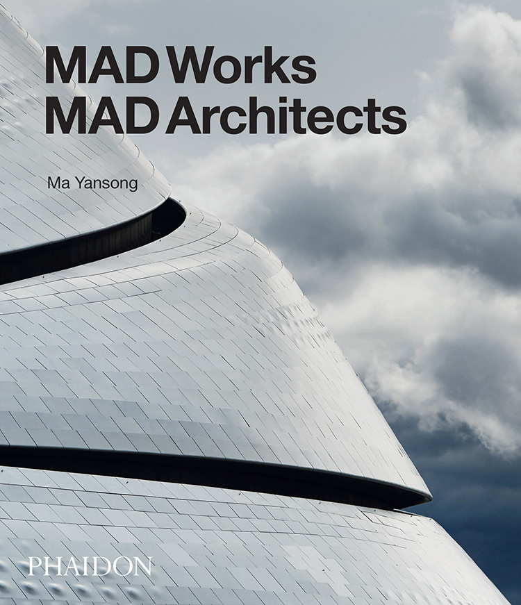 'MAD Works' Cover (Published by Phaidon)
