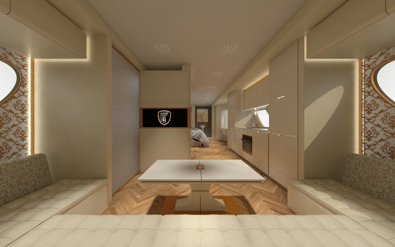 3 Million Elemment Palazzo Concept Will Be The World 39 S
