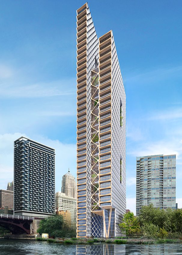 Go To Homepage >> Chicago Could Soon Be the Site of an 80-Story Wooden ...