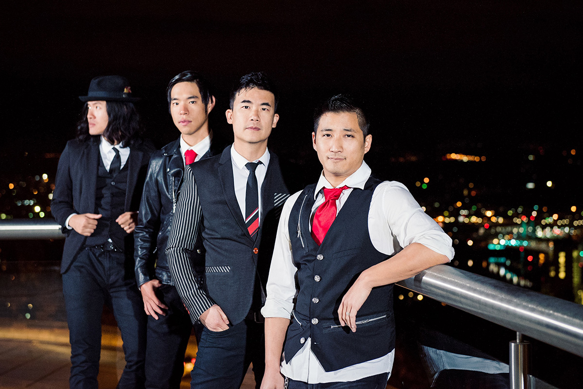The Slants Head to the Supreme Court to Defend Their Name