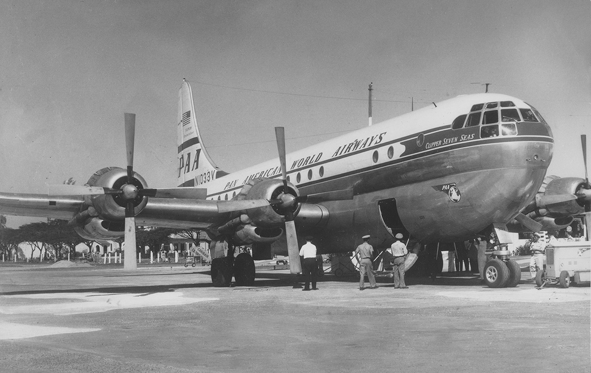 Celebrating The 90th Anniversary Of Pan Am