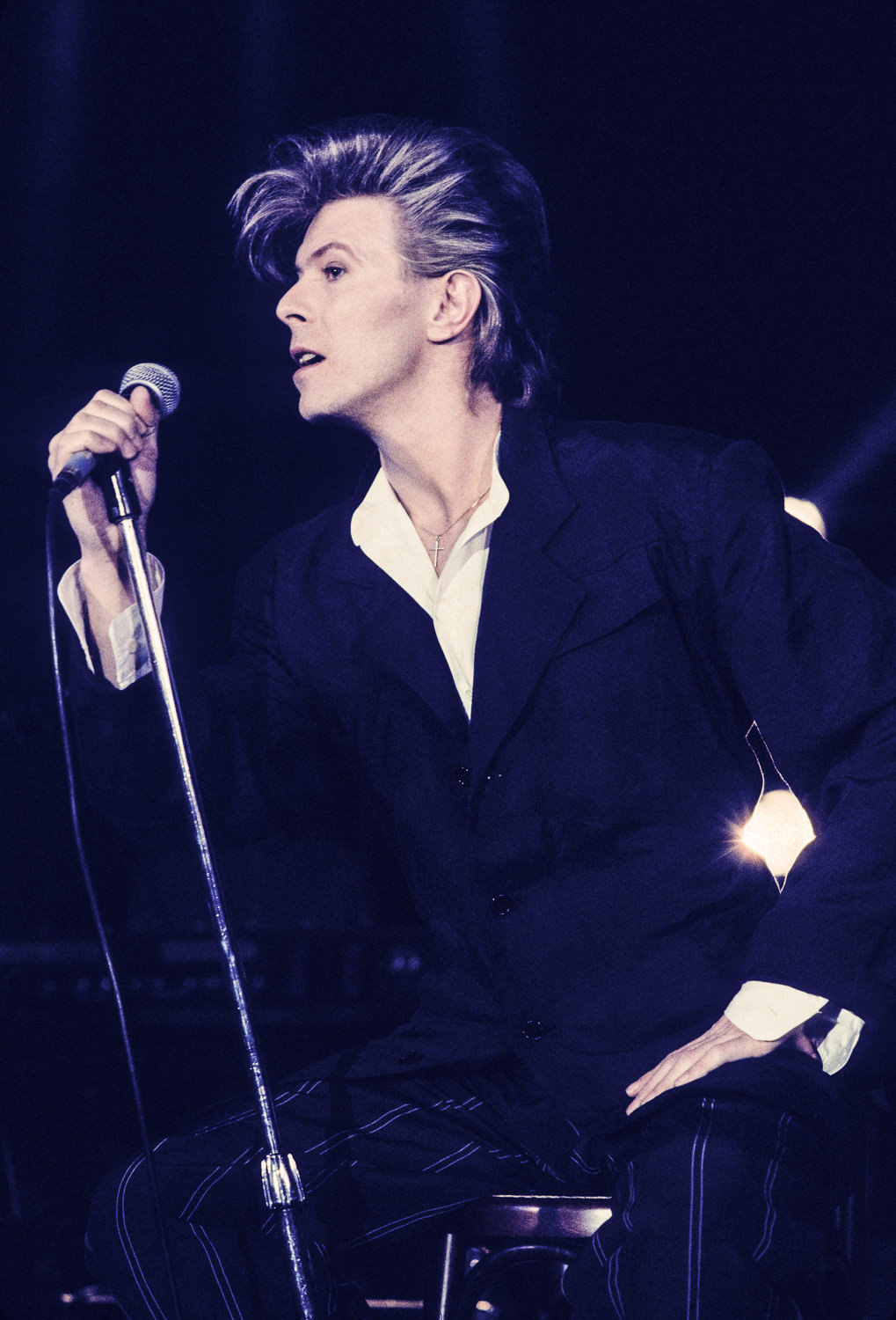 David Bowie Photography Auction