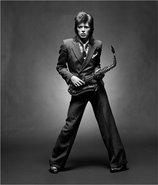 David Bowie Photograph Auction