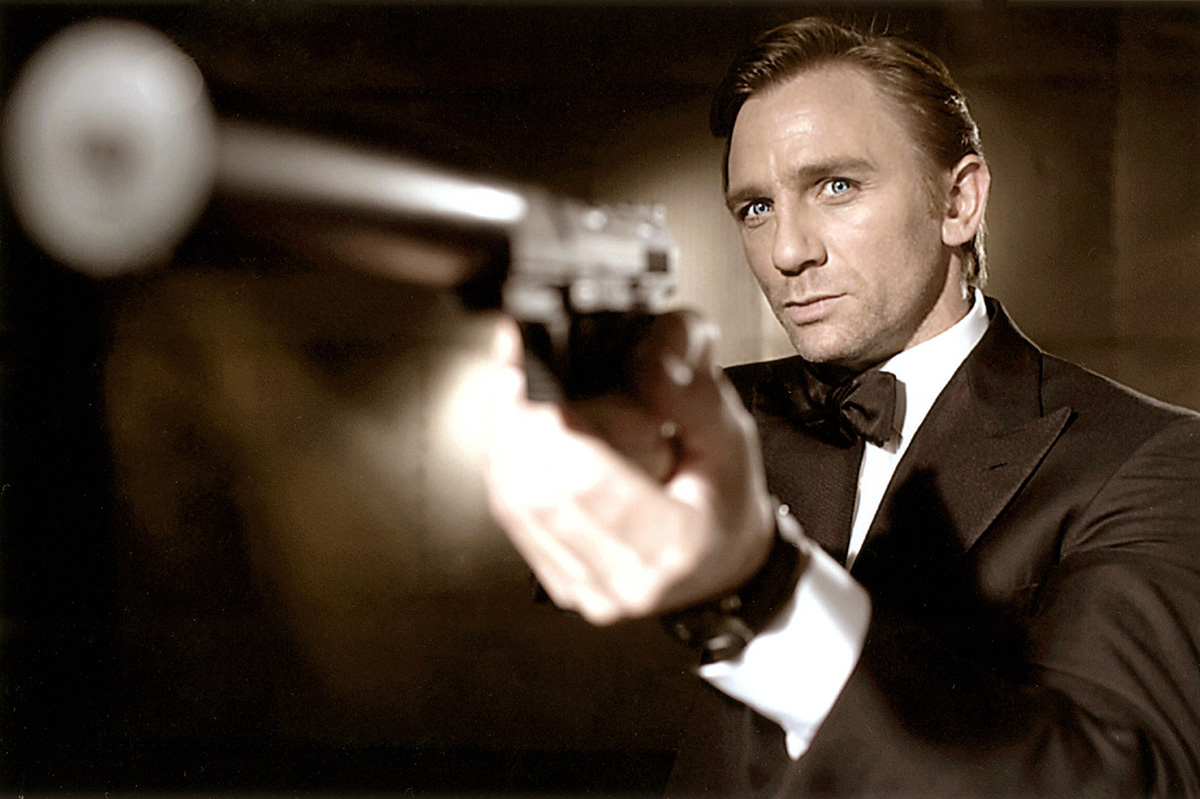 The Best of the Daniel Craig Bond Era