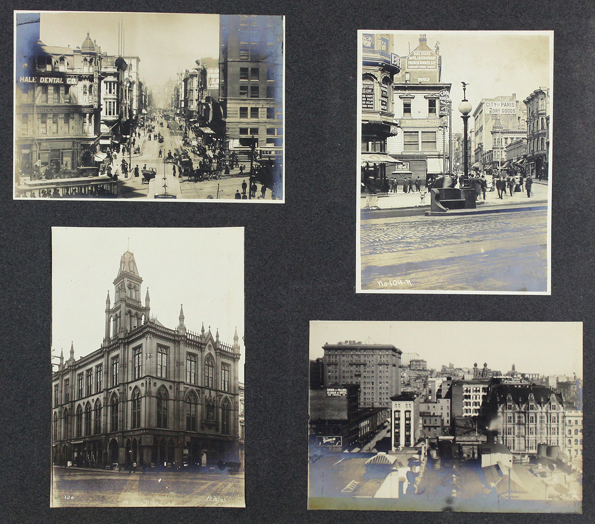 Trove of 1906 San Francisco Earthquake Photos
