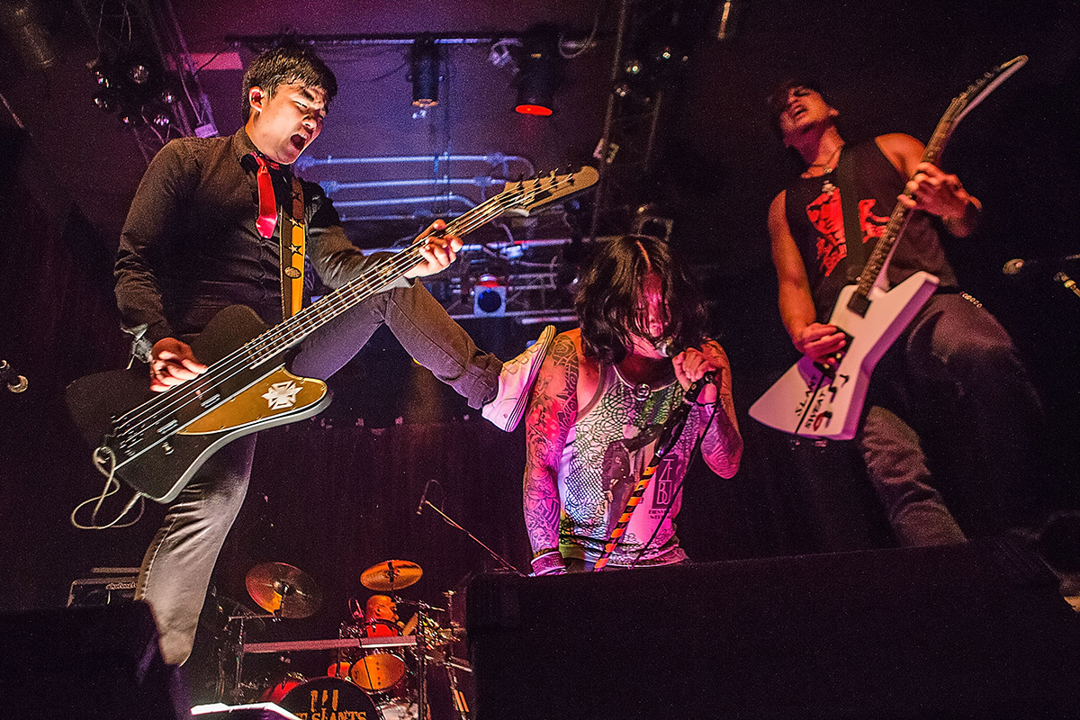 The Slants Went All the Way to the Supreme Court to Defend Their Band Name