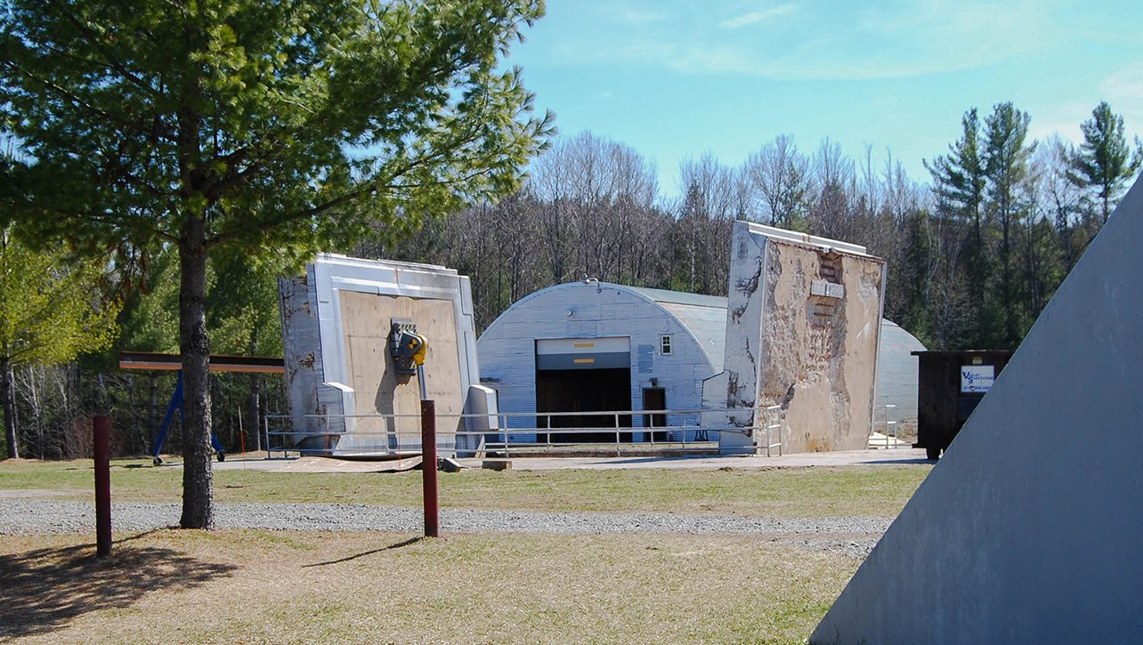 Underground Military Bases For Sale Abandoned Atlas F Missile Silo For Sale In Upstate New York