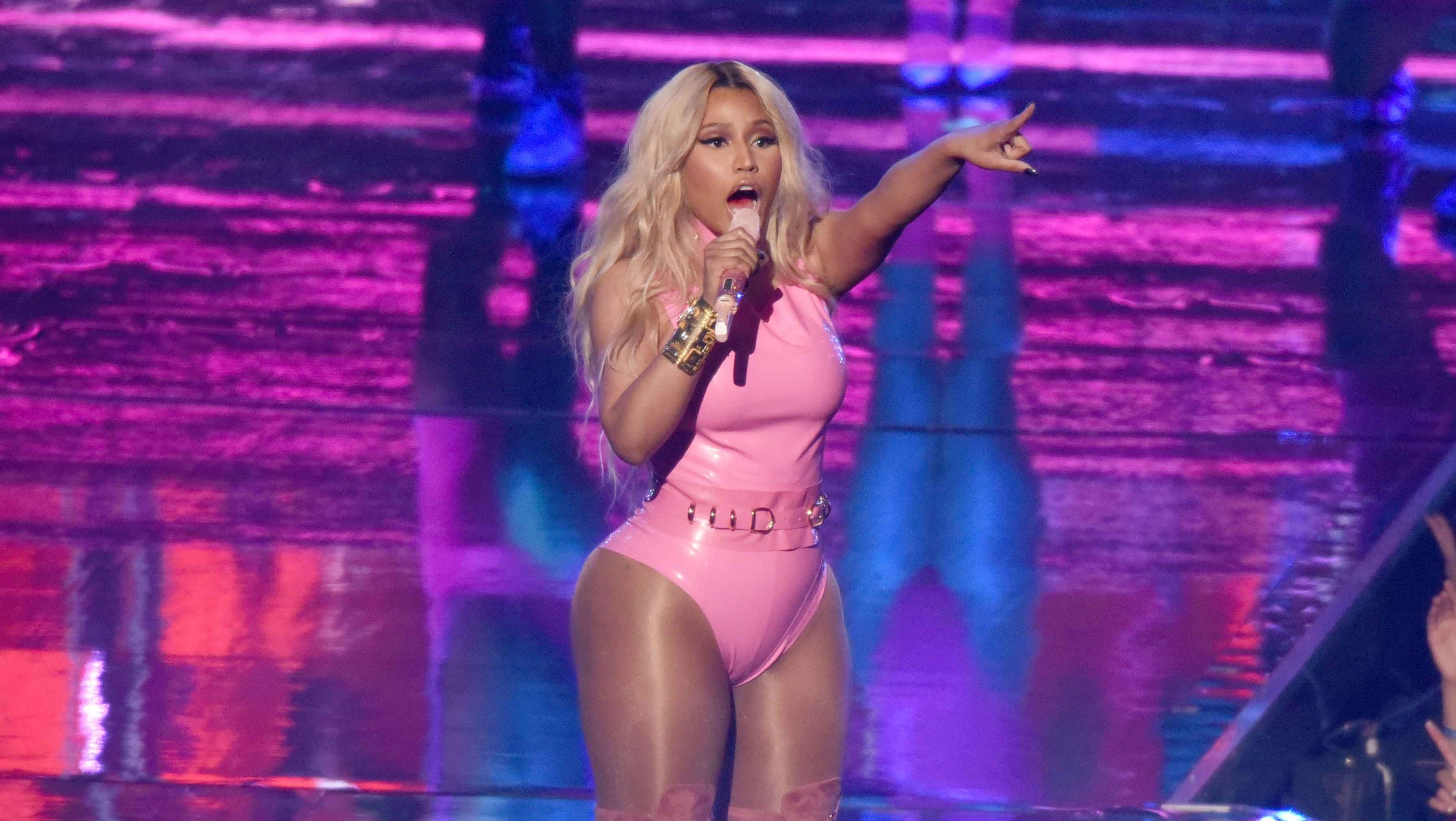 Nicki Minaj to Reshoot Music Video Filmed on Westminster Bridge Day Before London Attack