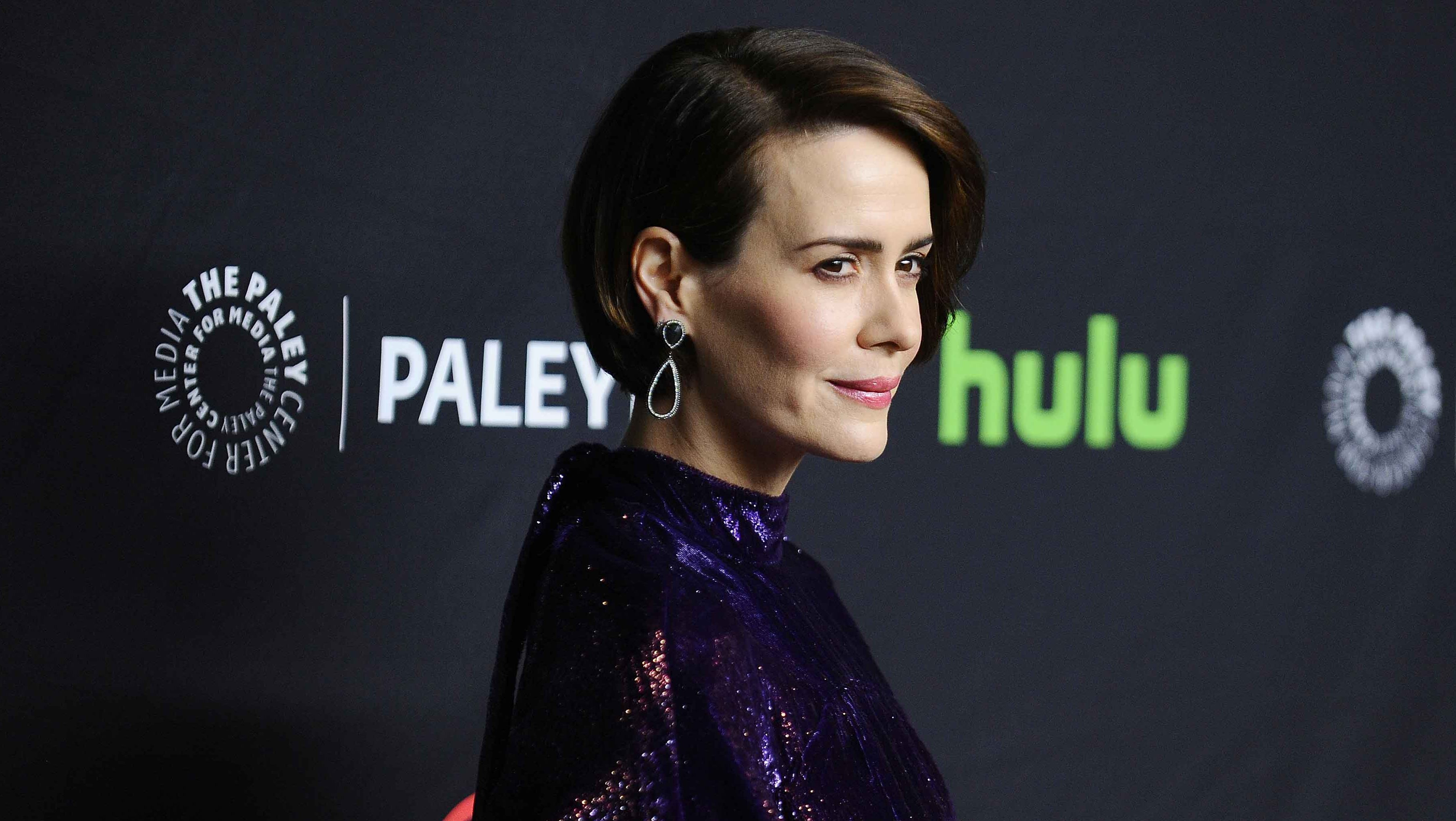 Sarah Paulson Wants to Play President Trump on Election-Themed 'American Horror Story'