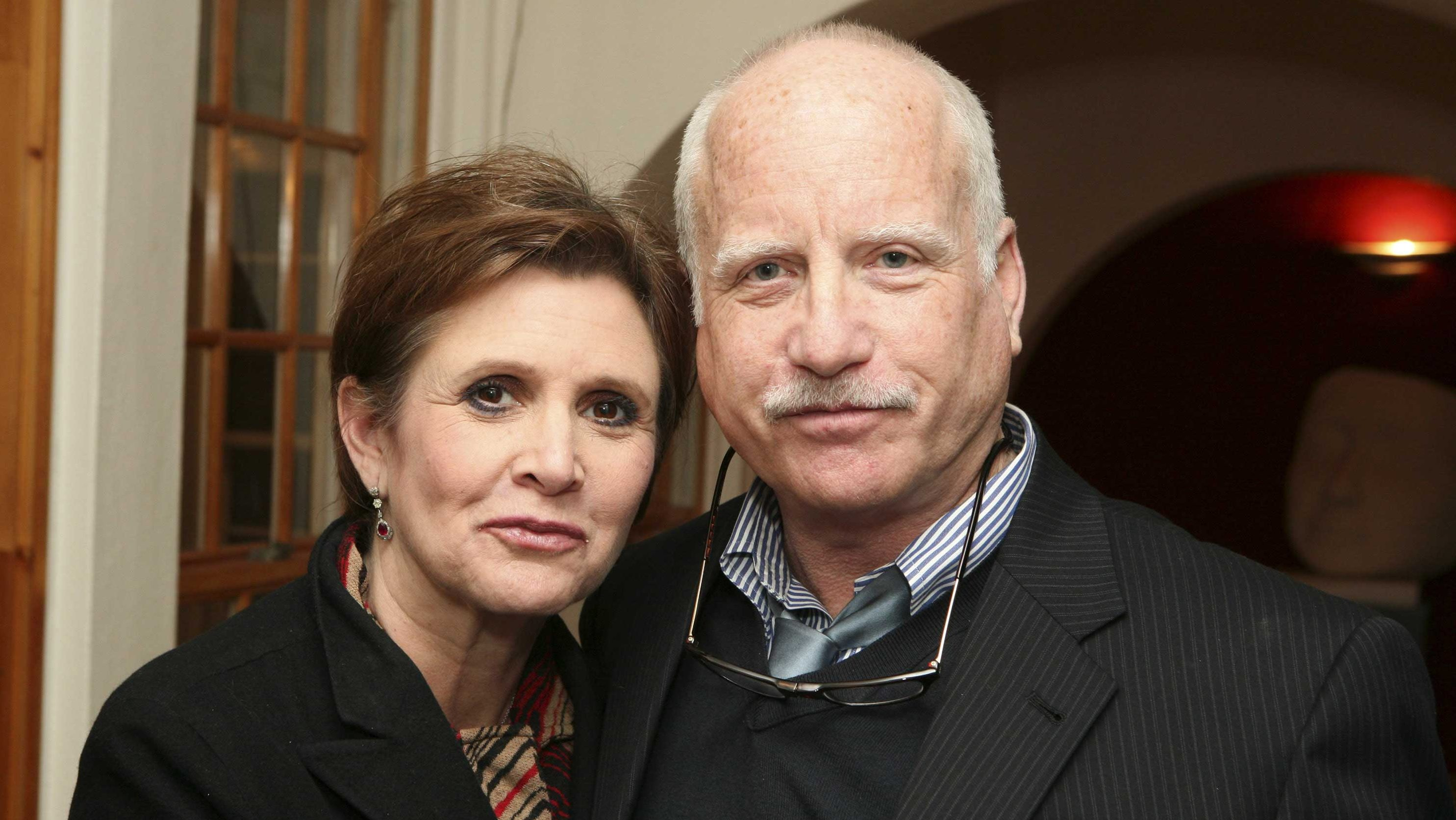 Richard Dreyfuss Reminisces on Time Carrie Fisher Upstaged Him