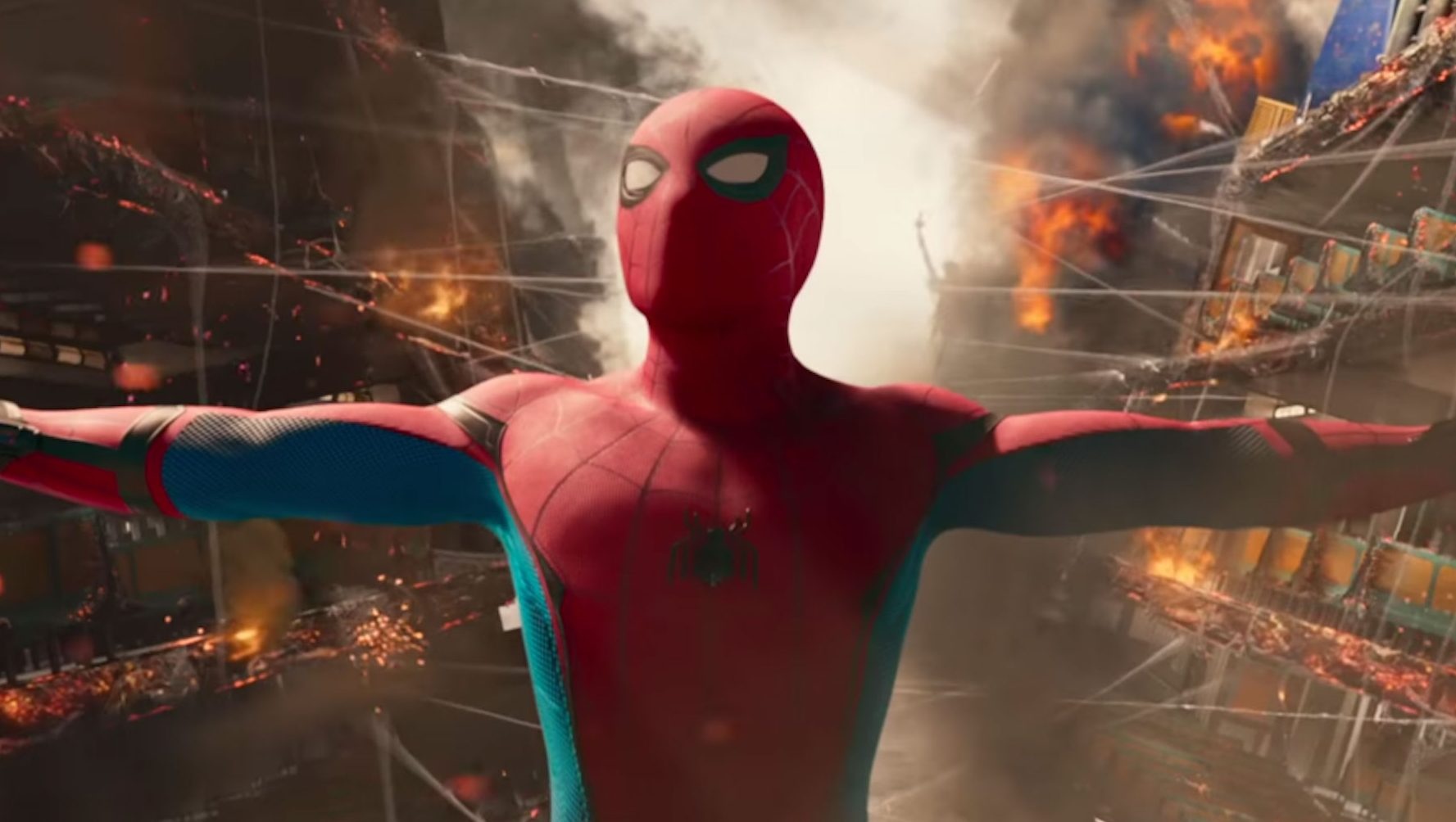 'Spider-Man: Homecoming' Trailer Shows Tom Holland Fit for the Great Responsibility