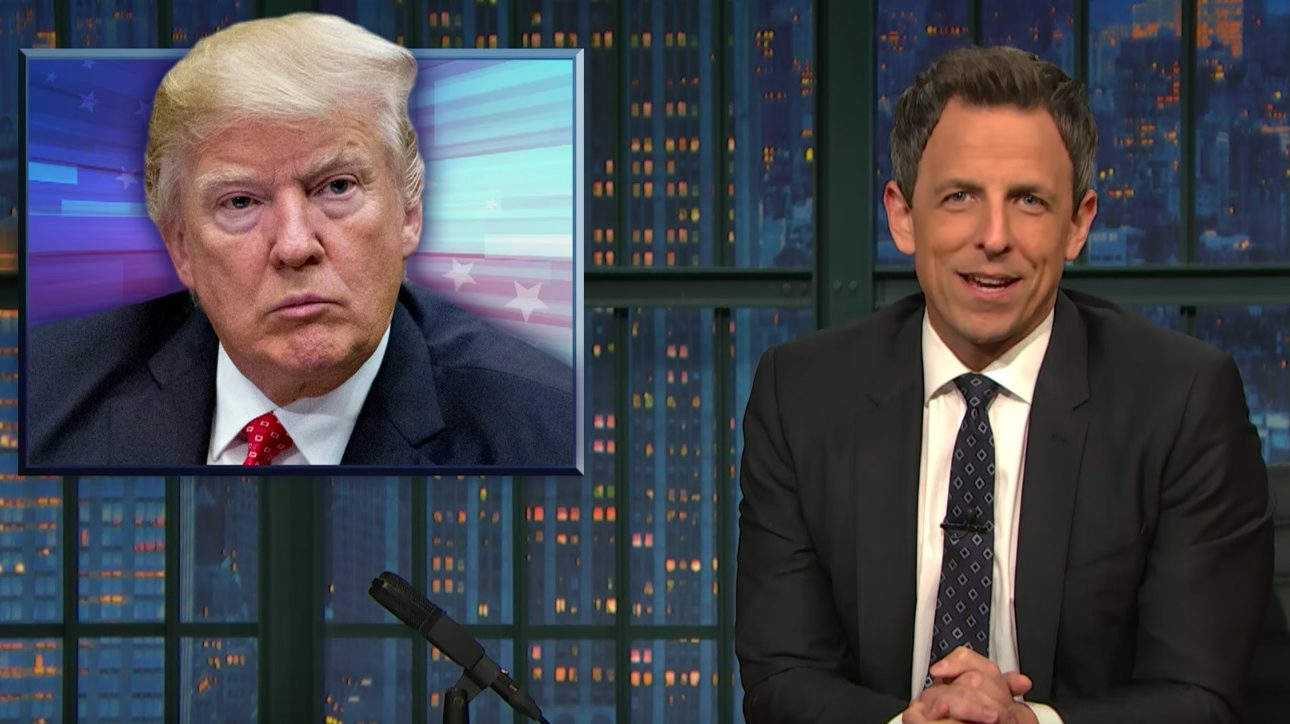 Seth Meyers Criticizes President Trump's Deal-Making Skills