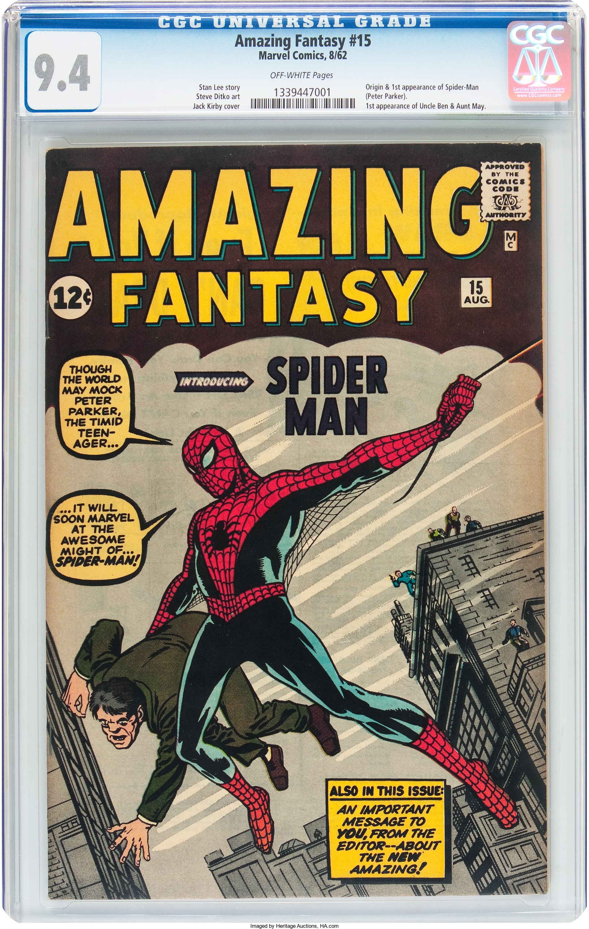 (Heritage Auctions)