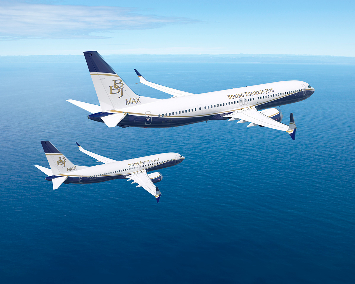 Boeing Offering Largest-Ever Window on Business Jets