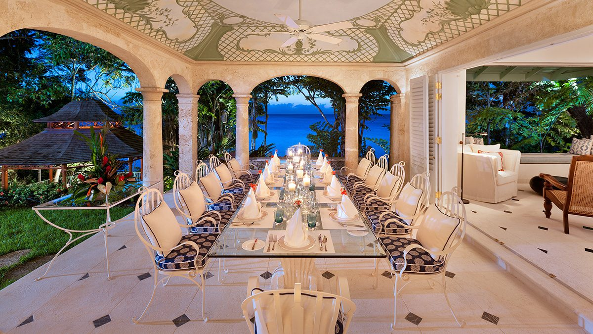 Luxury Villas Worth Visiting for the Food Alone