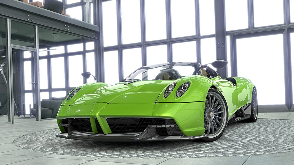Design Your Own Pagani Huayra Roadster Supercar