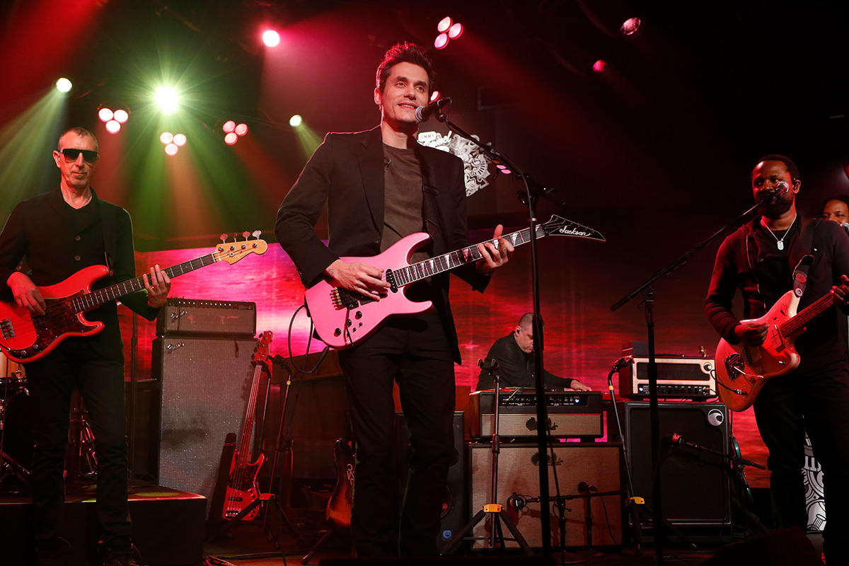 Is John Mayer on the Comeback Trail?