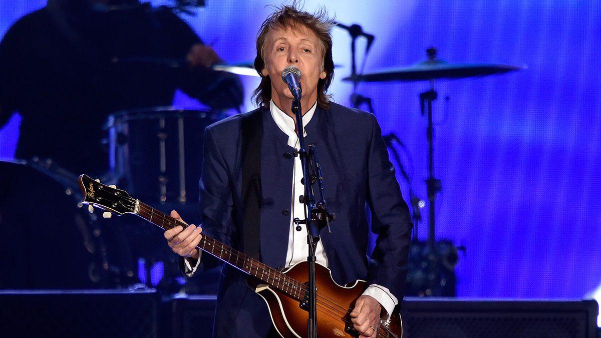 Paul McCartney Set to Release a New Album