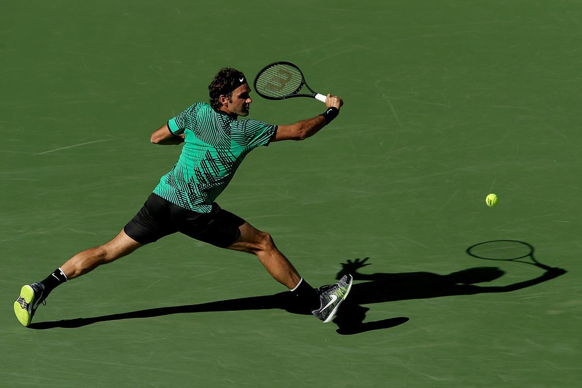 Roger Federer's Against-All-Odds Second Wind