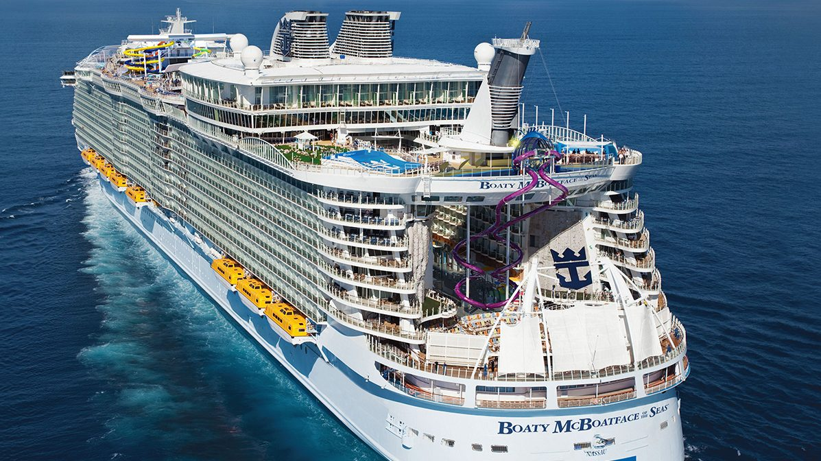 Royal Caribbean Wants to Send You on an Around-the-World Cruise…. If You're Adventurous Enough