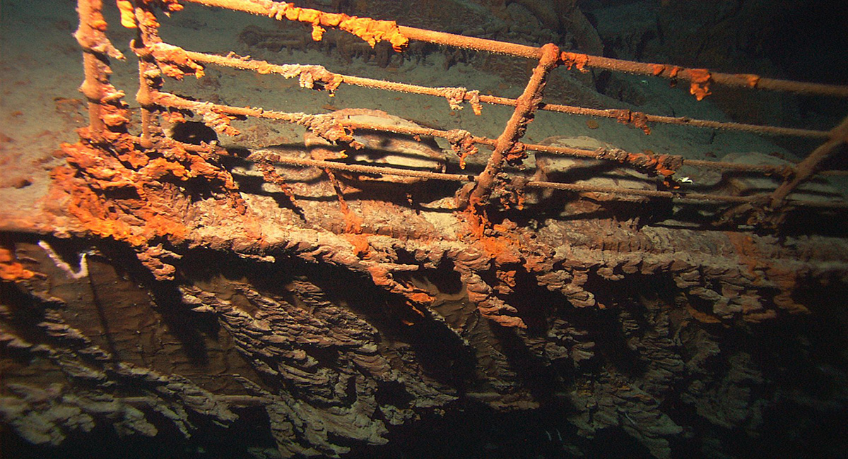 A Once-in-a-Lifetime Opportunity to Dive the Titanic