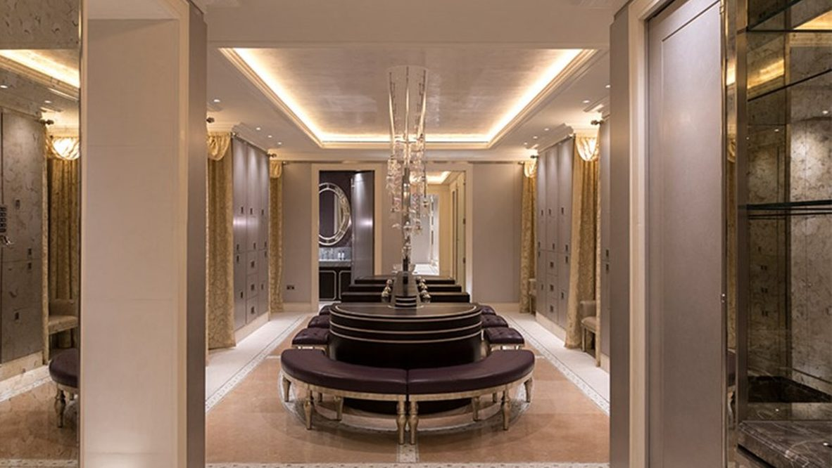 Introducing london 39 s most exclusive luxury health club for Salon equip hotel 2017