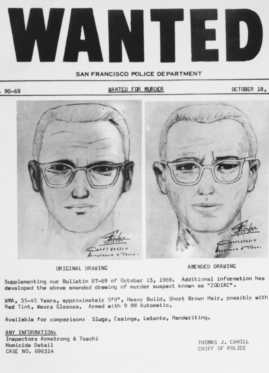 Why Amateur Crime Sleuths Suspect This Sports Car Mogul Was the Zodiac Killer