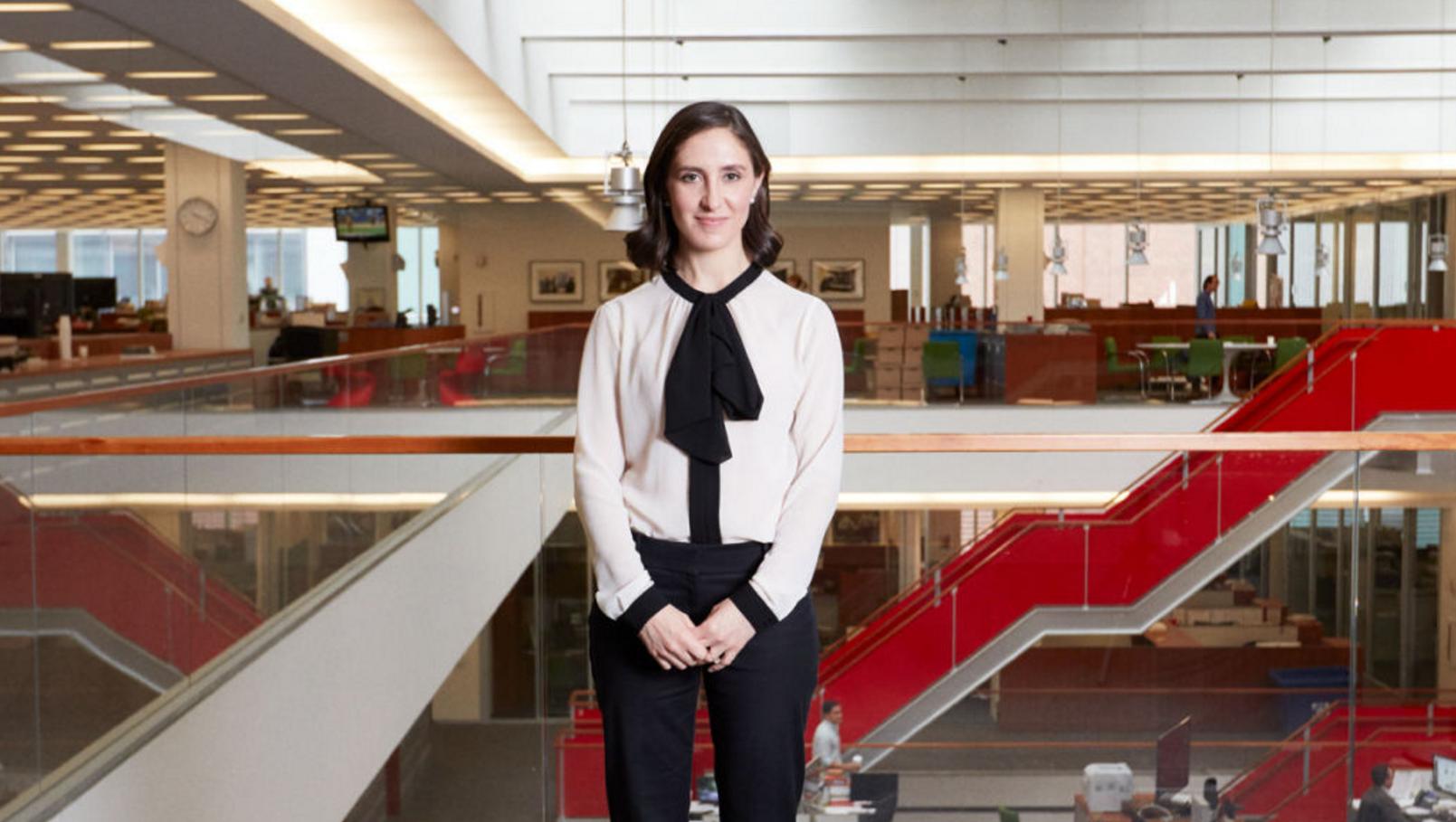Meet Emily Steel, the Reporter Who Took Down Fox News Star Bill O'Reilly