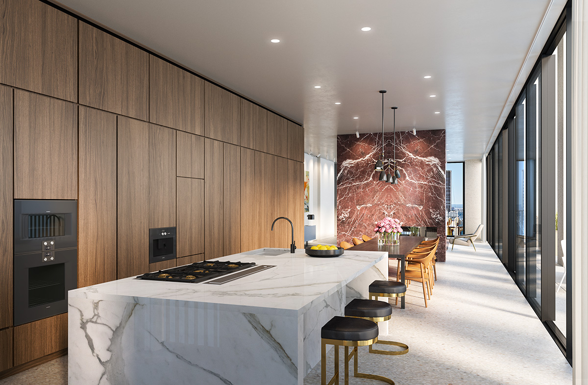 Take a Look Inside This $16.3 Million Manhattan Penthouse