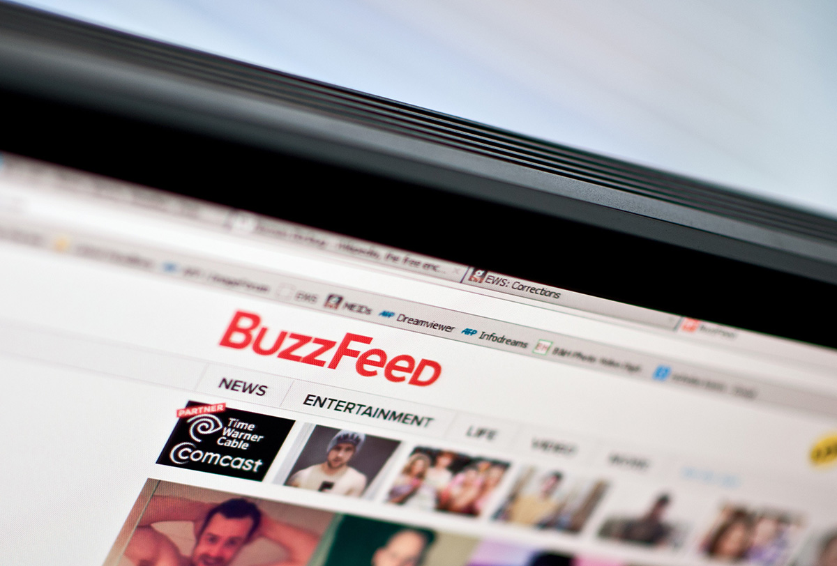 Former Employees Ripping BuzzFeed in Viral Videos