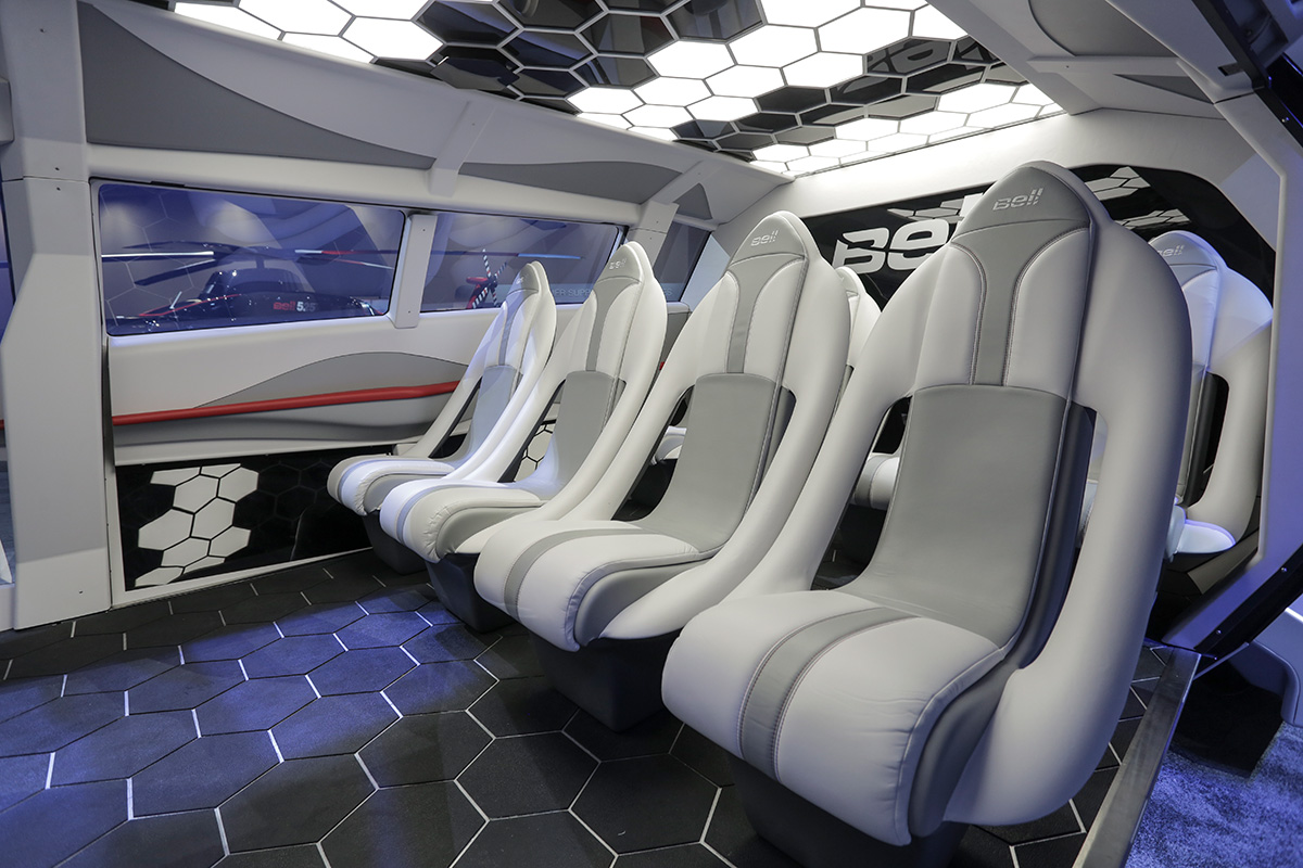 Bell Launches Fcx 001 The Helicopter Of The Future