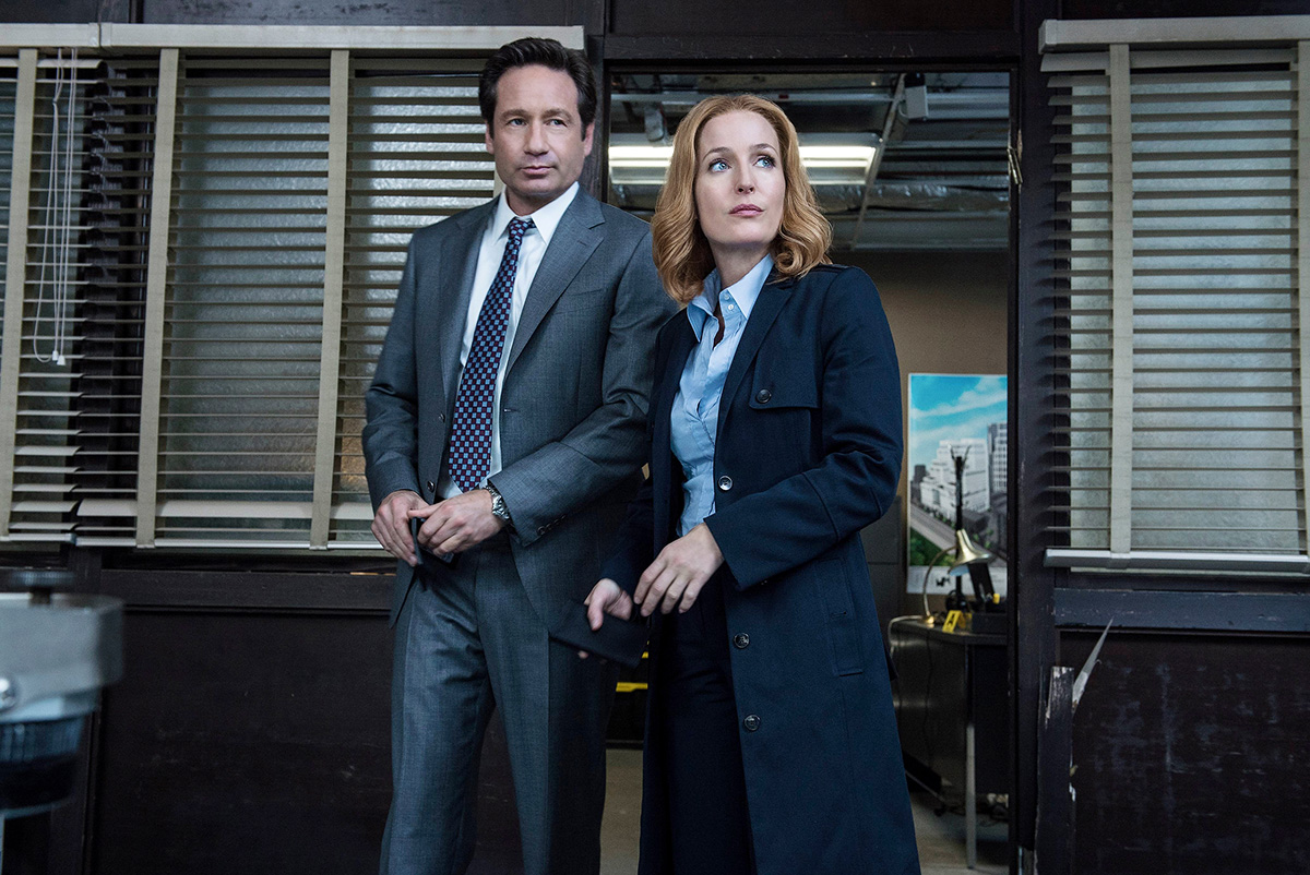 How Nostalgia Re-Resurrected 'The X-Files'