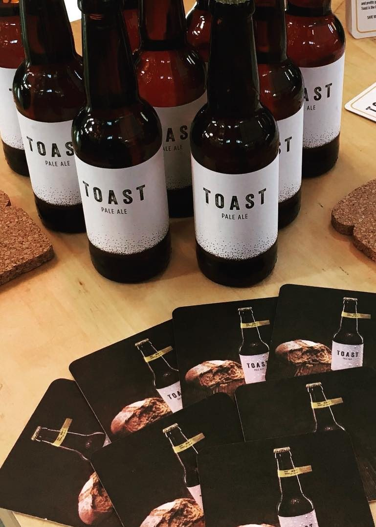 New York Brewery Pioneers Beer Made From Recycled Bread