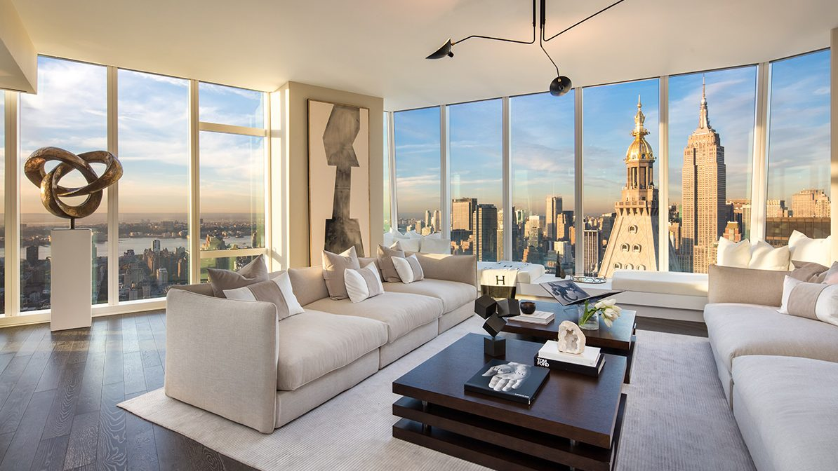 Madison square park tower luxury apartment for sale for Real estate nyc apartments
