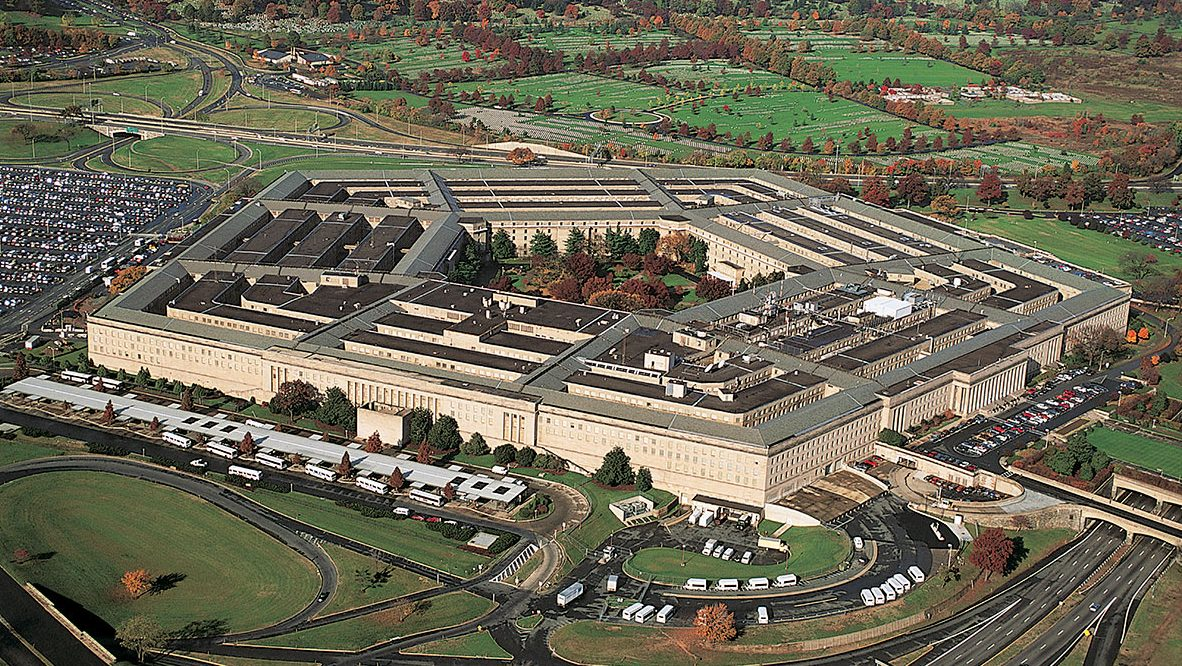 Why The Pentagon was Designed as an Actual Pentagon