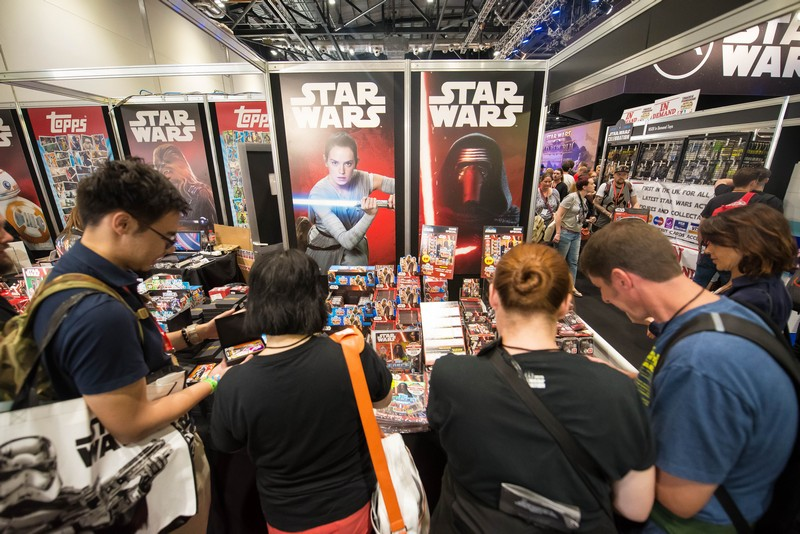 Star Wars convention fans (Courtesy of Star Wars Celebration)