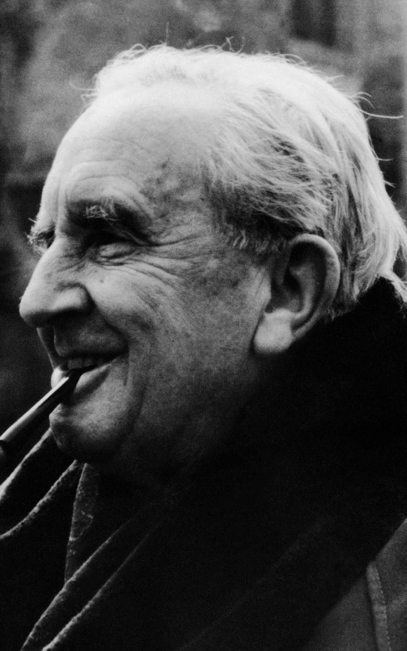 A portrait of the British writer and philologist J.R.R. Tolkien (Keystone-France/Gamma-Keystone via Getty Images)