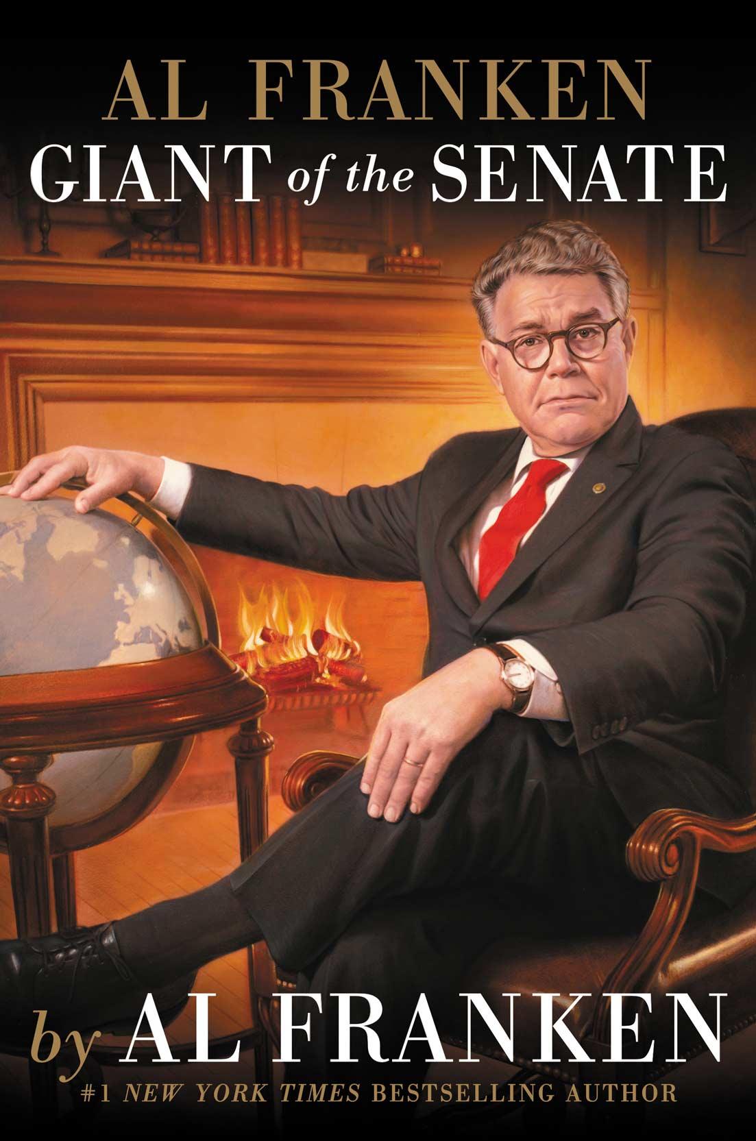 Cover Photo for Al Franken Giant of the Senate