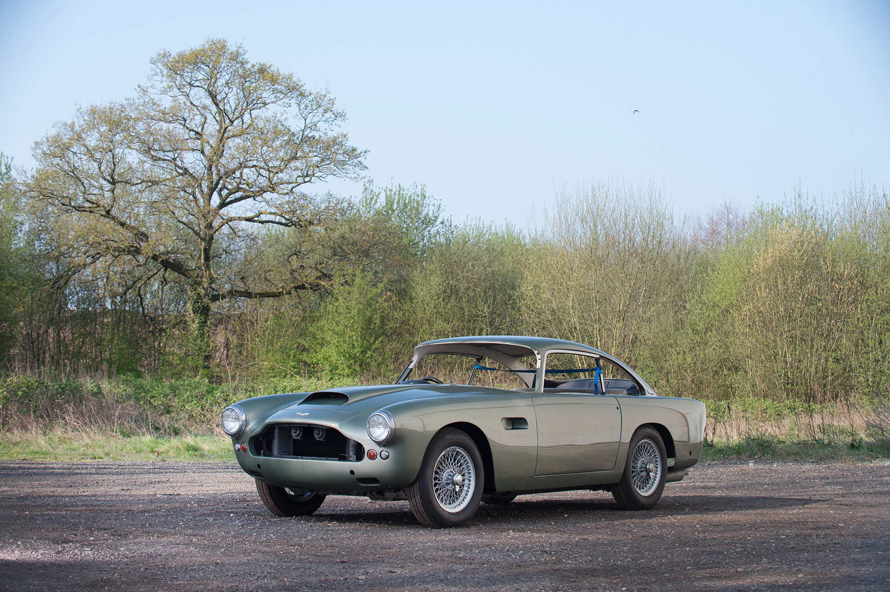 All the Highlights From the Upcoming Aston Martin Sale