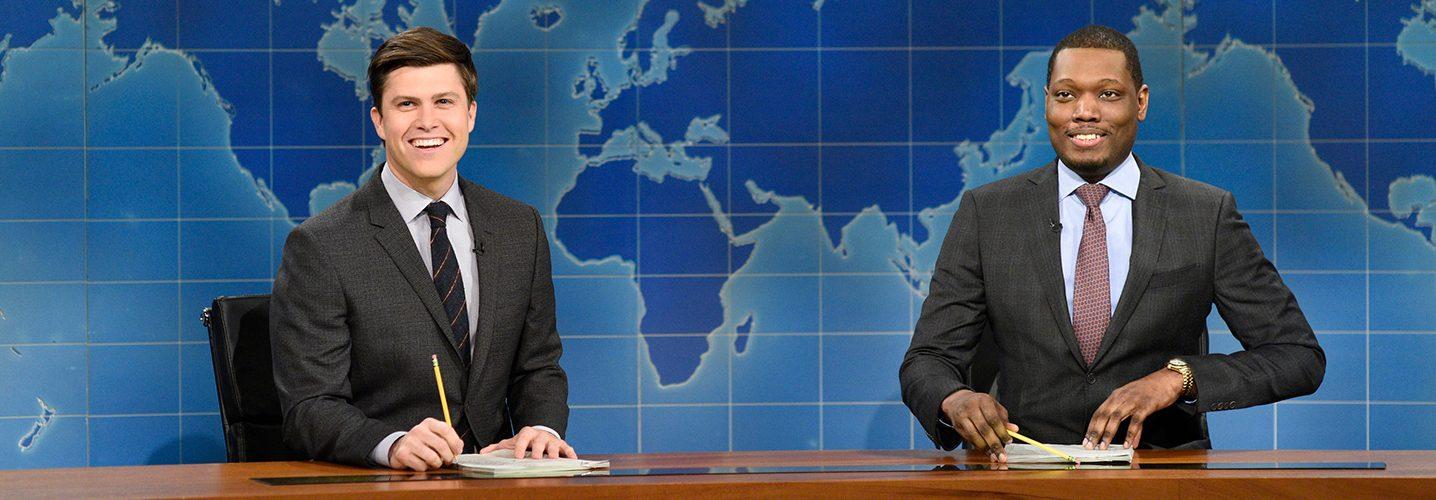 'SNL' Weekend Update Hosts: Stop Blaming Us for Trump