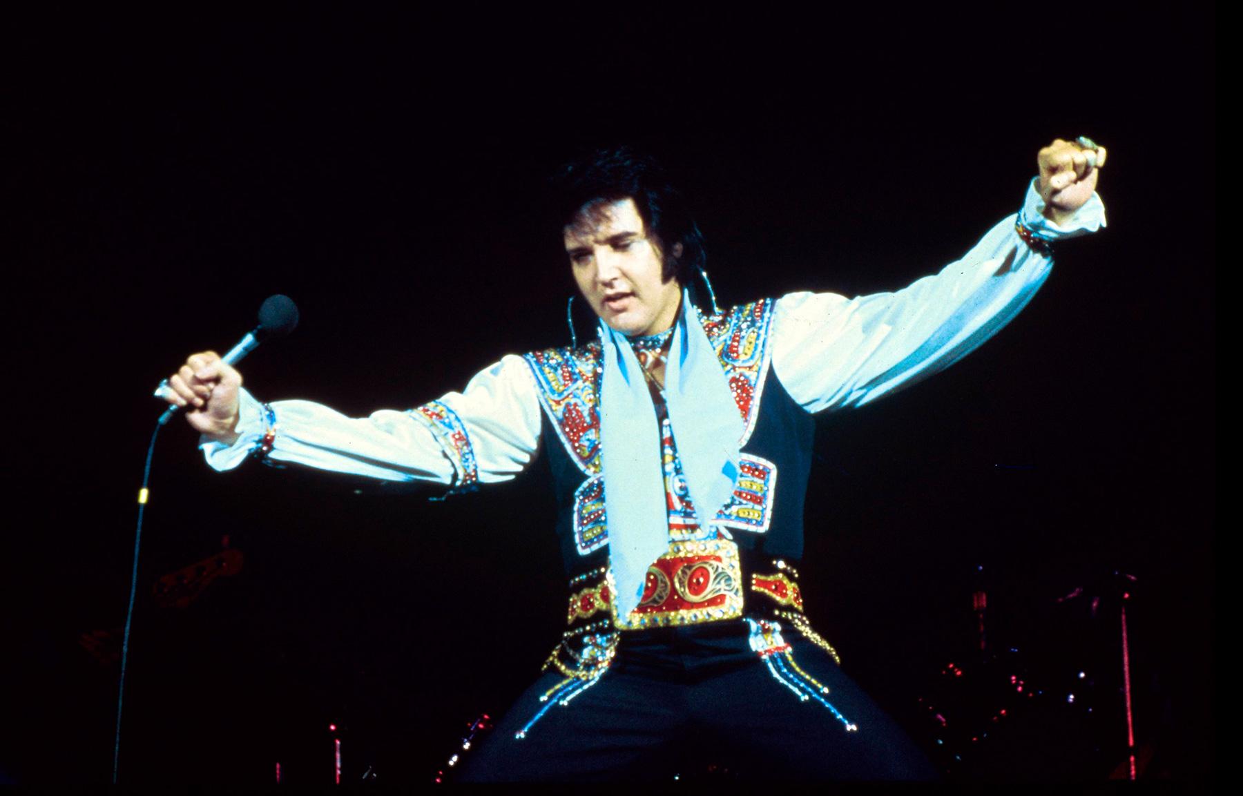 Elvis Presley's Posthumous Popularity Is Plummeting
