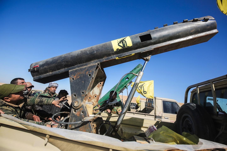 Iraq paramilitary