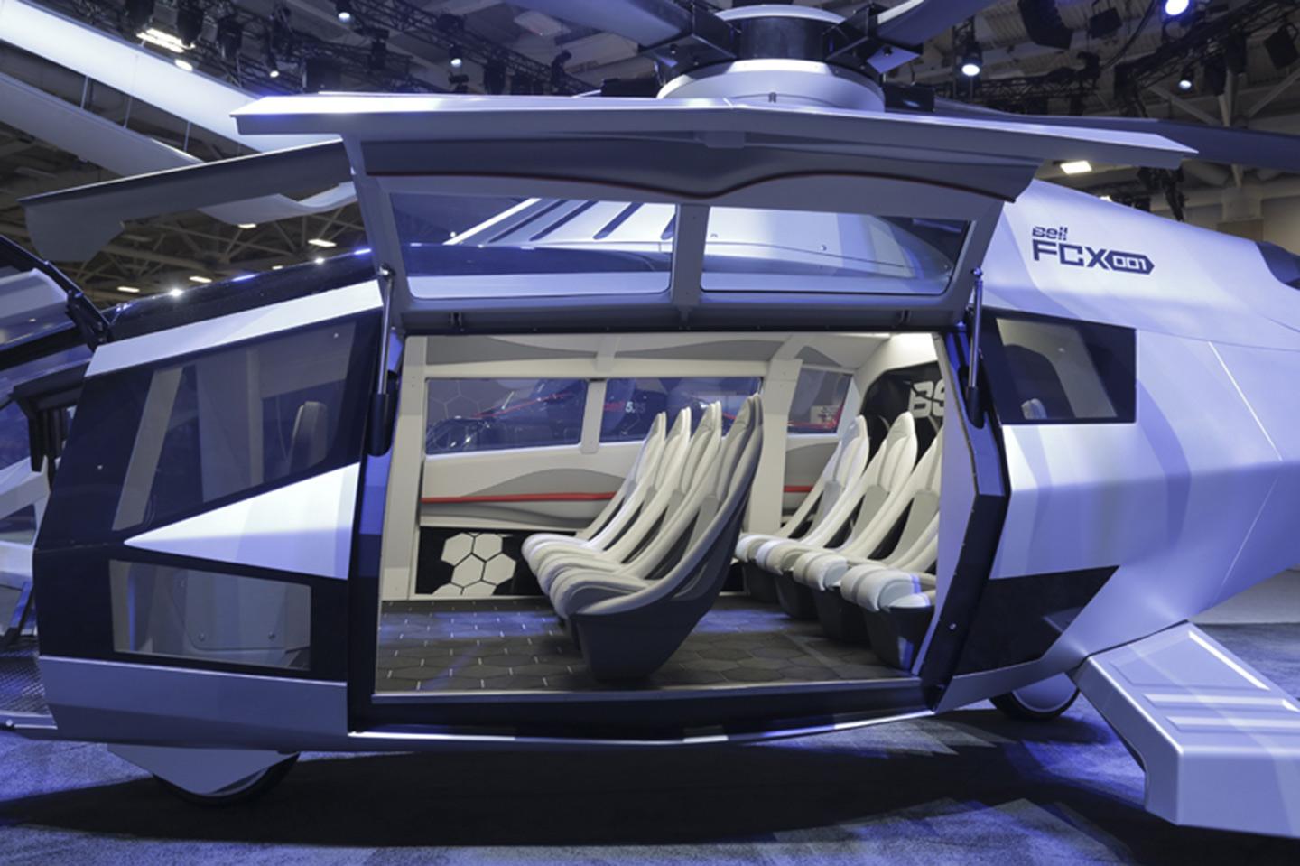 Bell Helicopter FCX-001 Concept