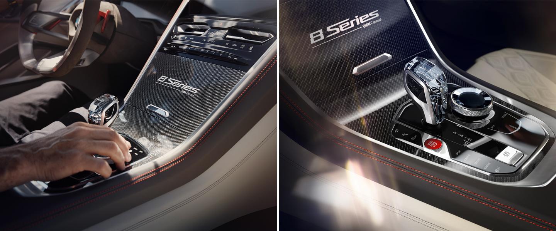 BMW 8 Series concept photos