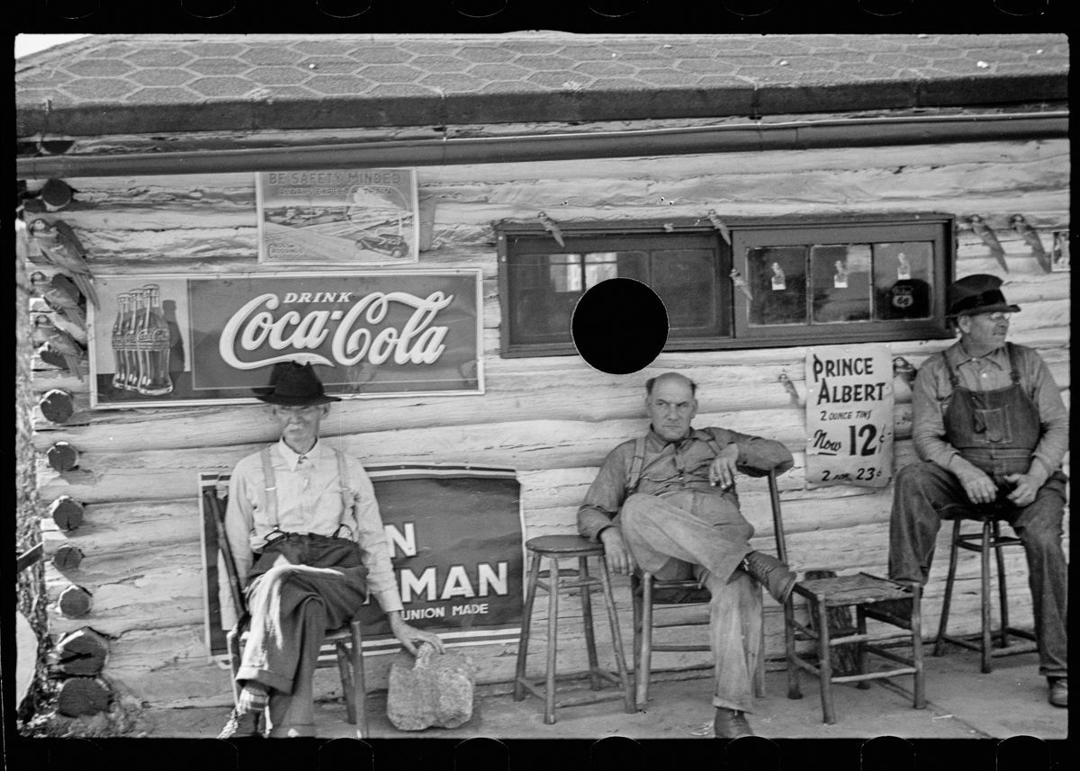 Great Depression Farm Security Administration Photos Library of Congress